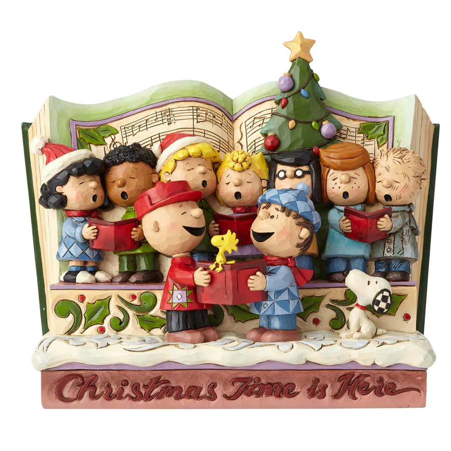 Peanuts Christmas Storybook by Jim Shore