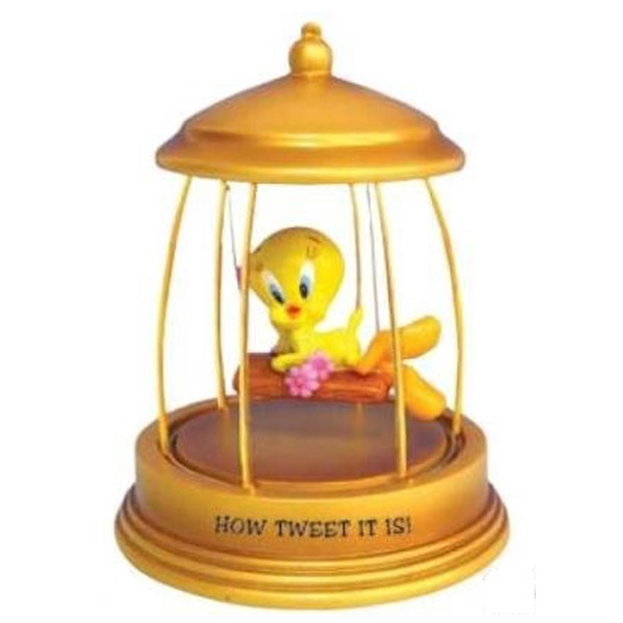 Tweety Birdcage How Tweet it is 13864