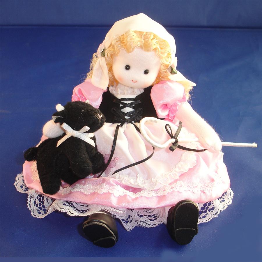 Bo Peep musical doll