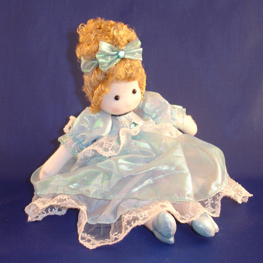 Cinderella musical doll
