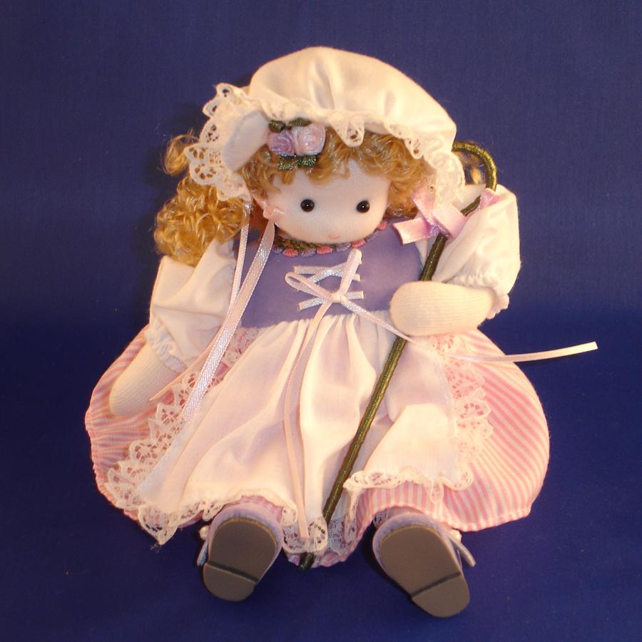 Little Bo Peep musical doll