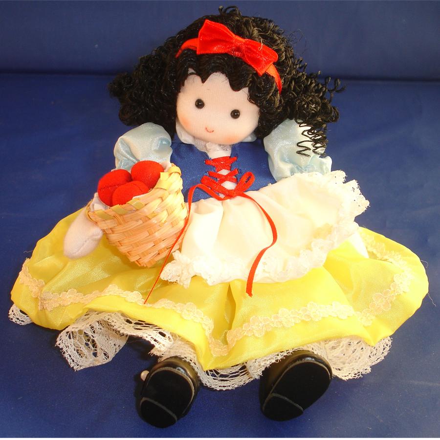 Snow White musical doll