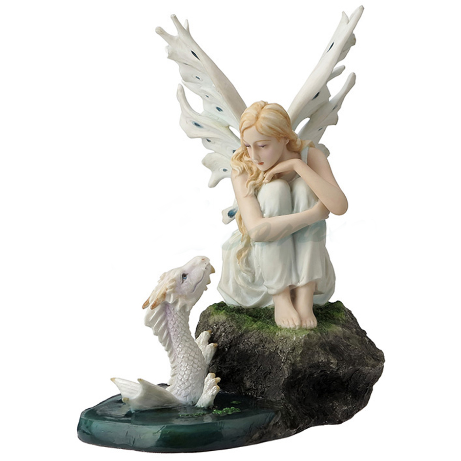 Fairy and Dragon - Kindred Spirit