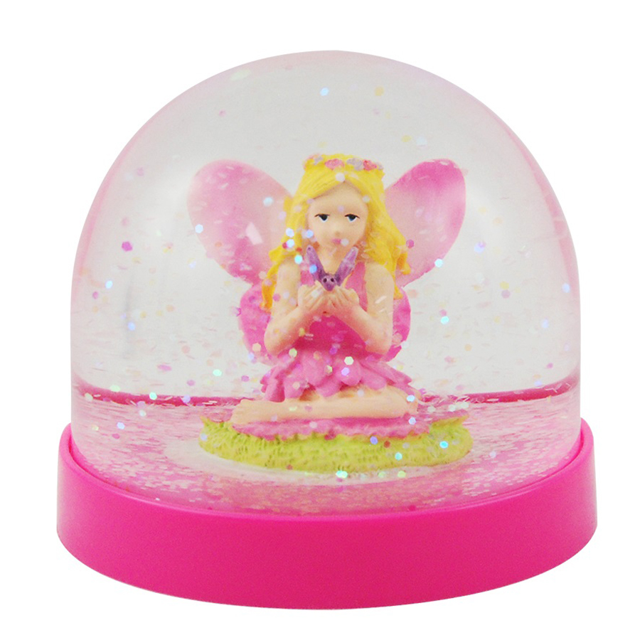 Fairy Acrylic Snow Globe