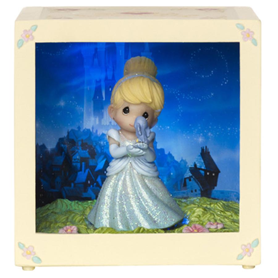 Cinderella-Shadow-Box-Precious-Moments