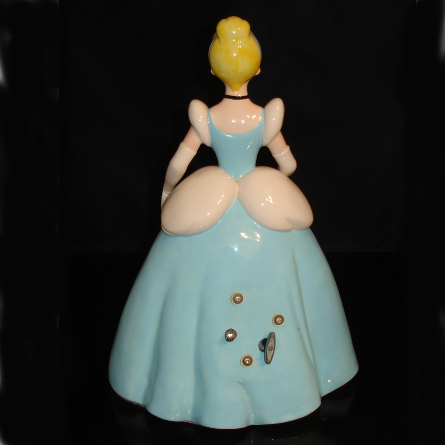 Cinderella-extra-large-back-view