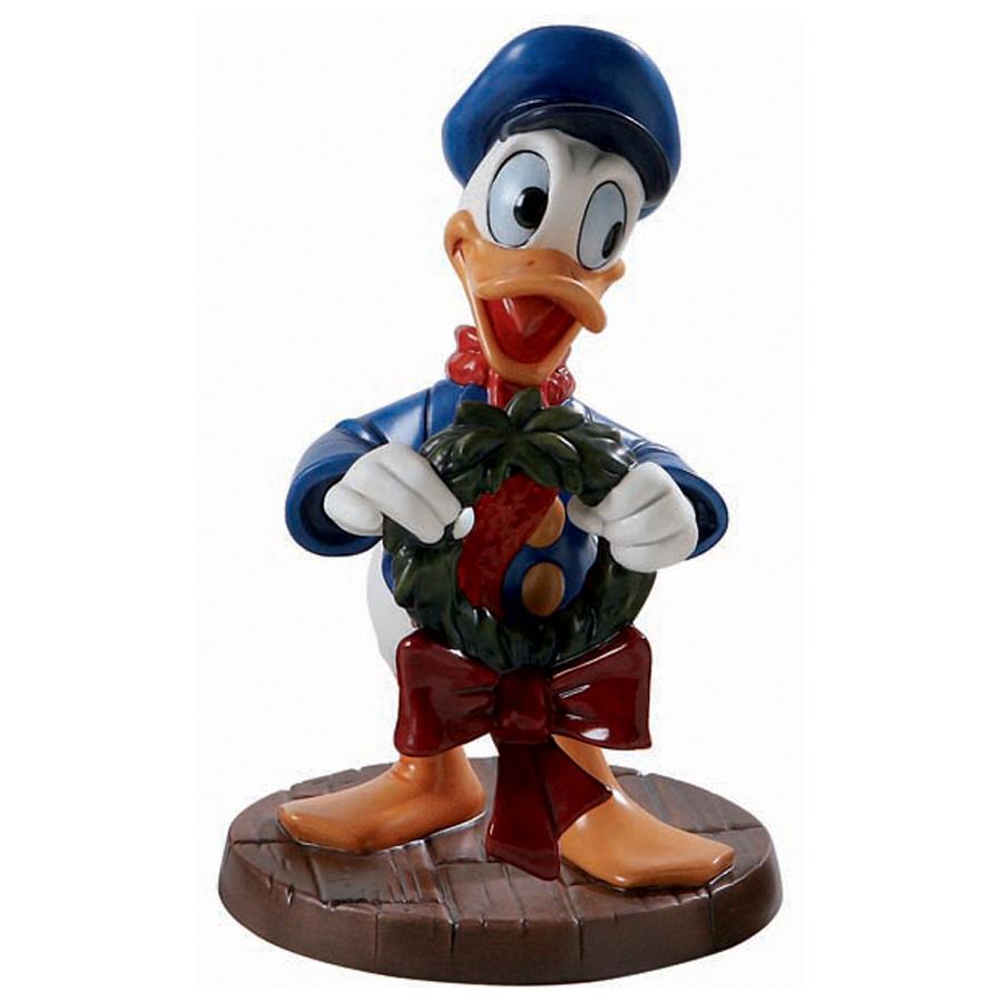 Donald Christmas Carol figurine by Disney Classics
