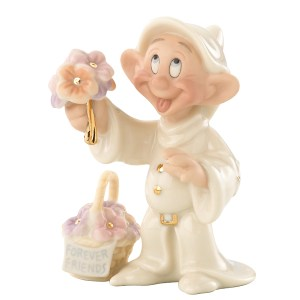 Snow White Dopey Lenox Gift of Friendship