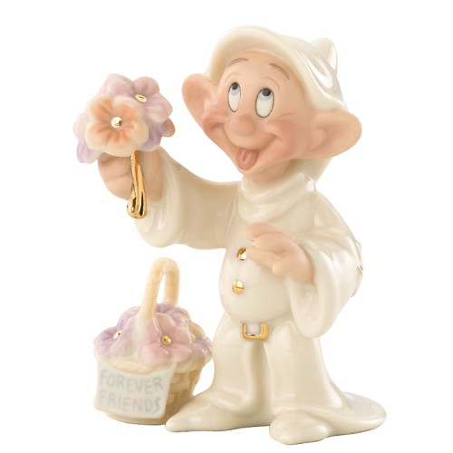 Snow White Dopey Lenox Gift of Friendship