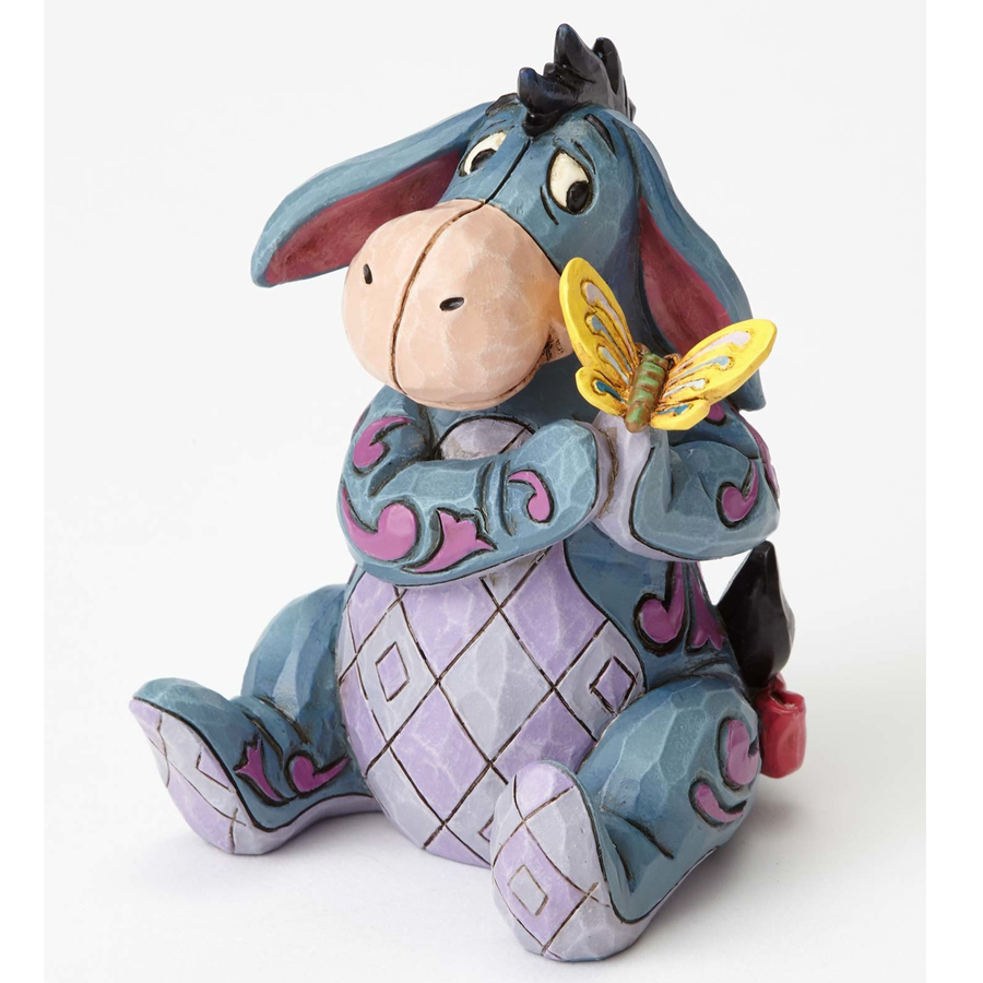Eeyore with Butterfly Jim Shore