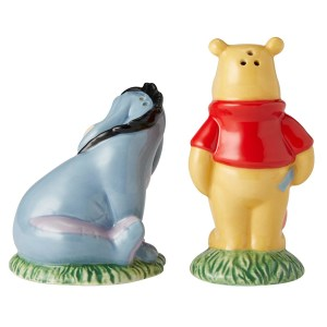 Eeyore salt and pepper back view