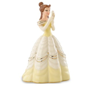 Beauty and the Beast Lenox Beautiful Belle