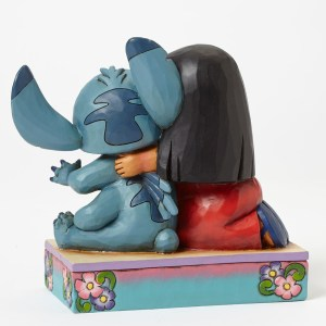 Lilo and Stitch Ohana back view