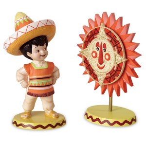 Disney Classics Small World Figurine Mexico