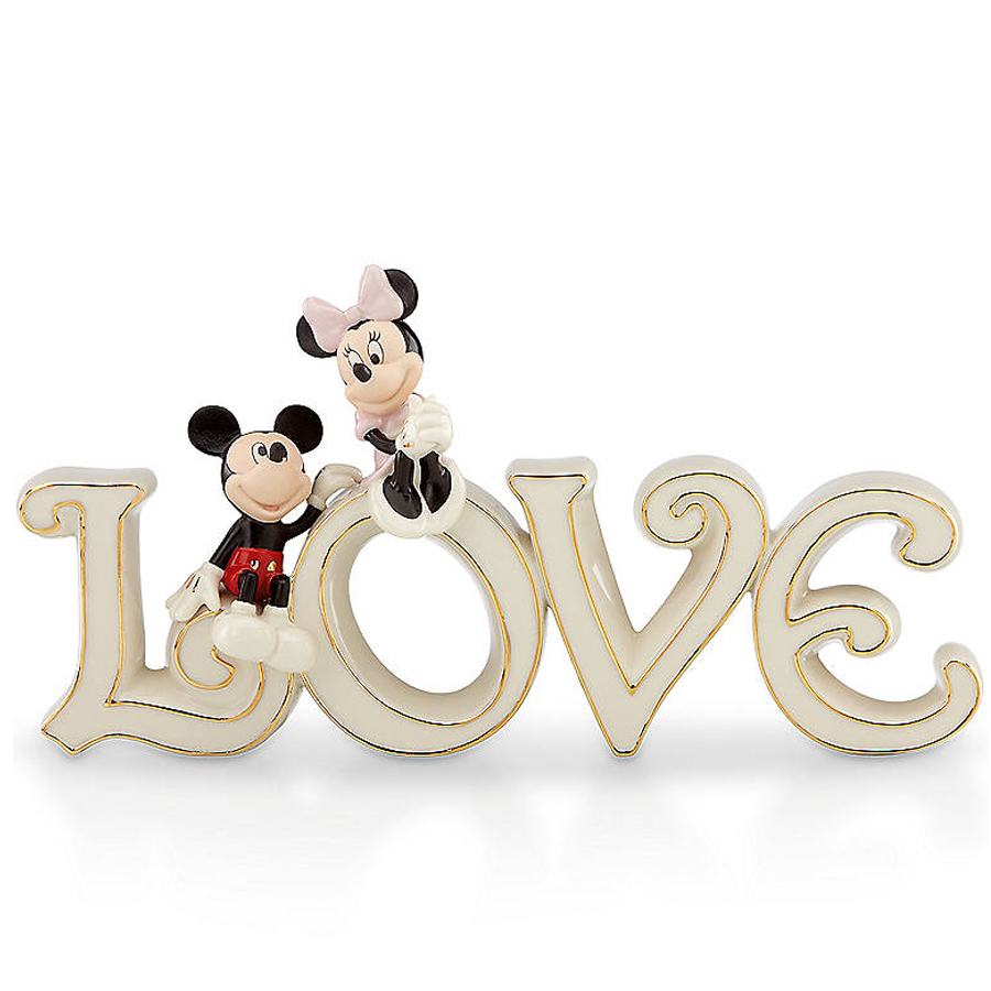Mickey-and-Minnie-True-Love-Lenox