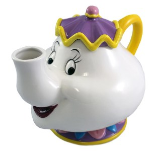 Mrs Potts Teapot