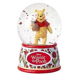 Winnie the Pooh Water Globe Jim Shore