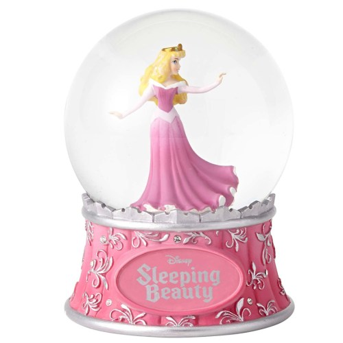Sleeping Beauty Globe Disney