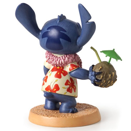 Stitch Disney Classics back view