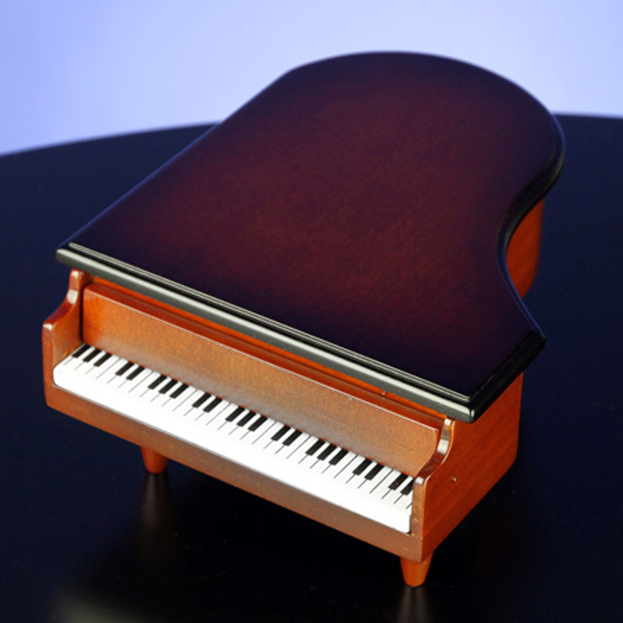 Brown-Piano-Musical-Jewelry-Box