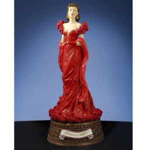 Extra-Large-Scarlett-O'Hara-music-box