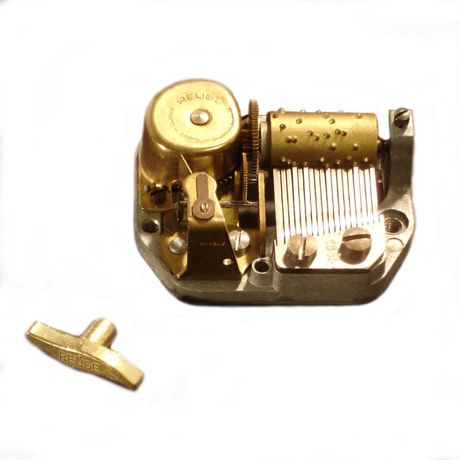 Reuge Musical Mechanism 18 Note
