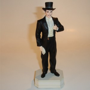 Rhett-Butler-in-Tuxedo-music-box-front-view