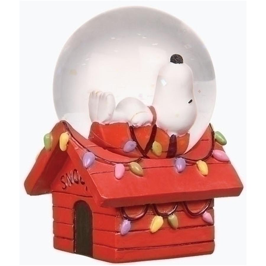 Snoopy-Mini-Holiday-Doghouse-Globe