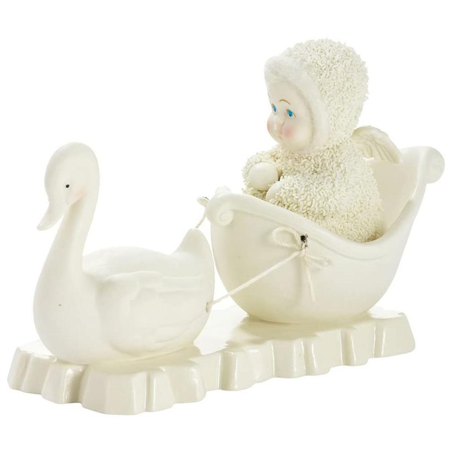 Snowbaby-Swan-Ride