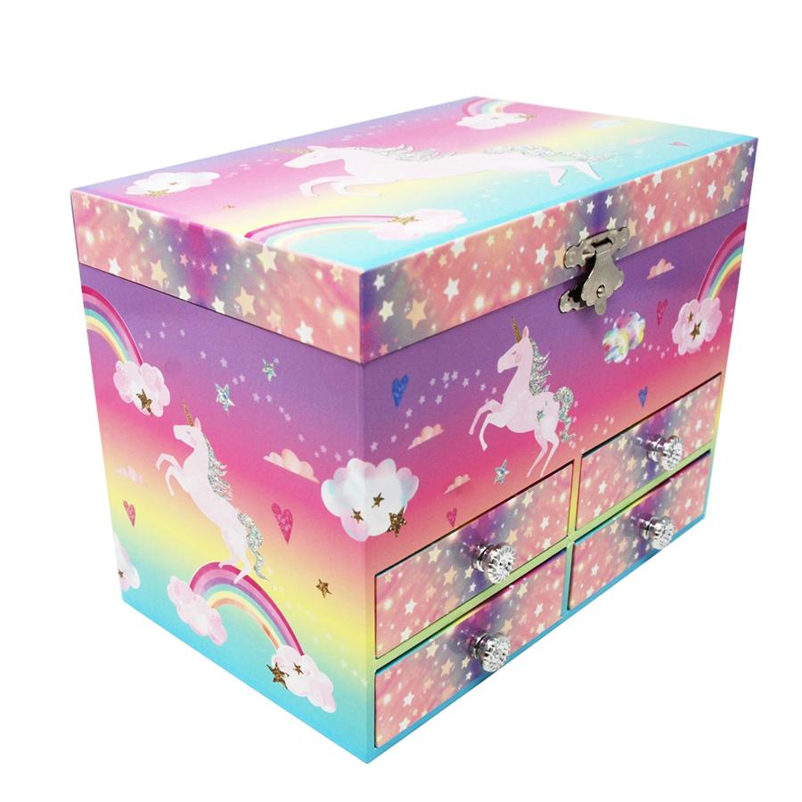 Unicorn-Cotton-Candy-Musical-Jewelry-Box-medium-side-view