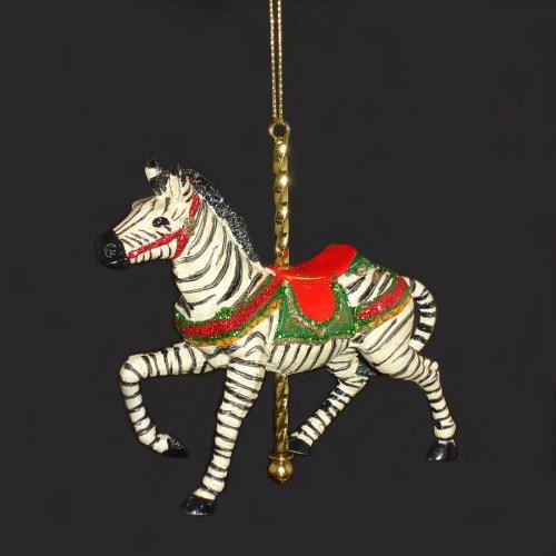 Zebra-Ornament