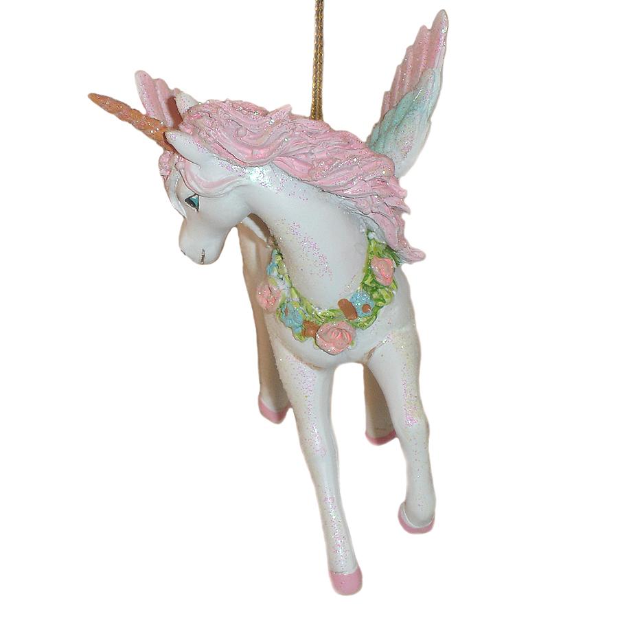 Pegasus-Ornament-front-view