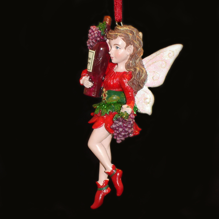 Red-Wine-Fairy-ornament-side-view