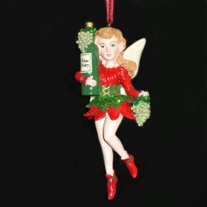 White-Wine-Fairy-ornament