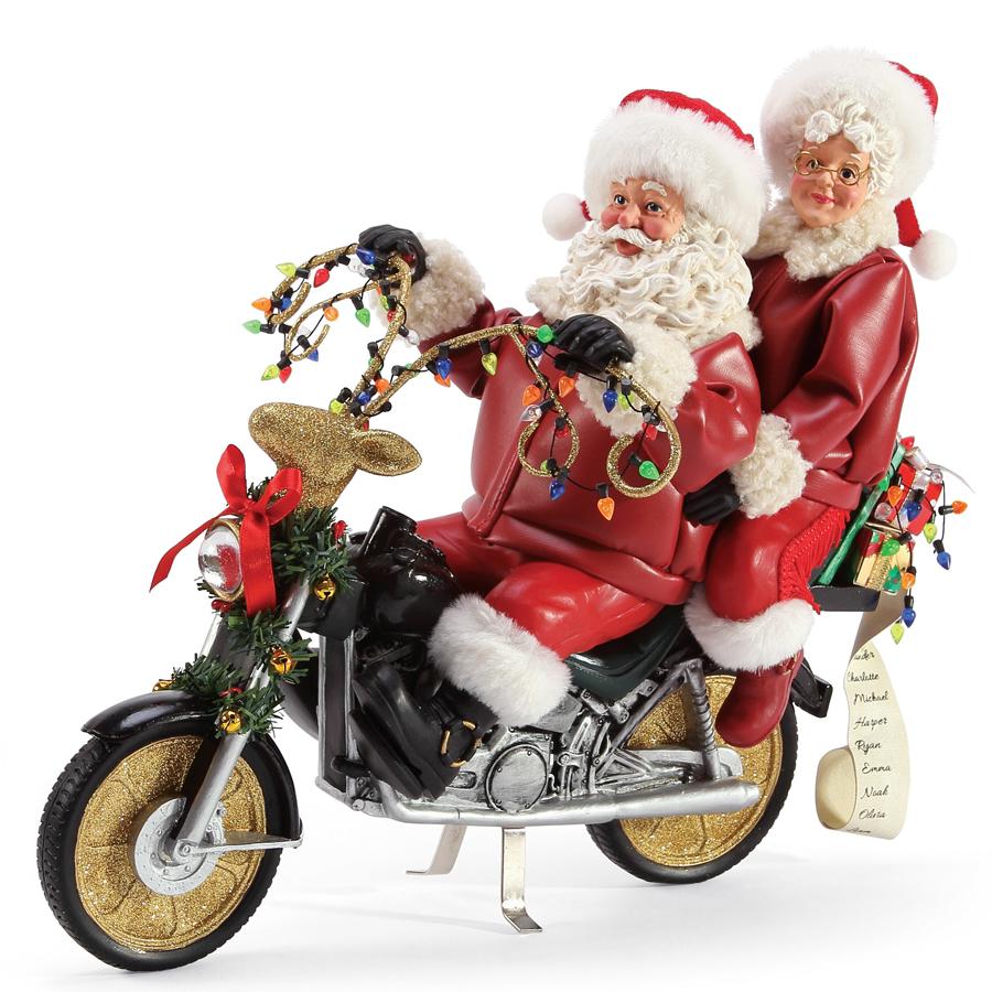 Christmas-Chopper-Santa-Mrs-Claus