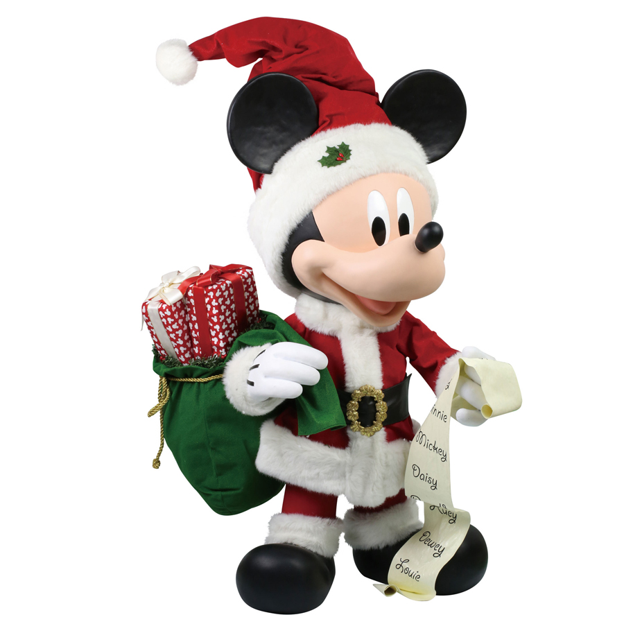 Merry-Mickey-huge-statue-angle