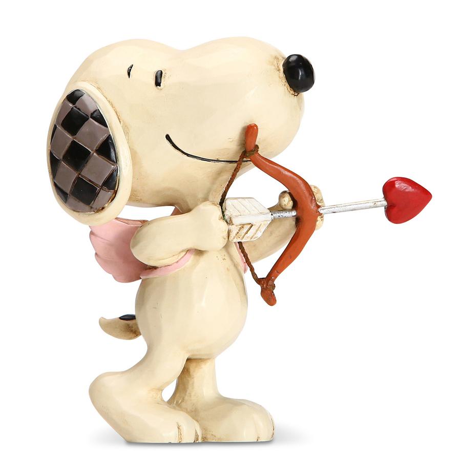 Jim-Shore-Snoopy-Cupid