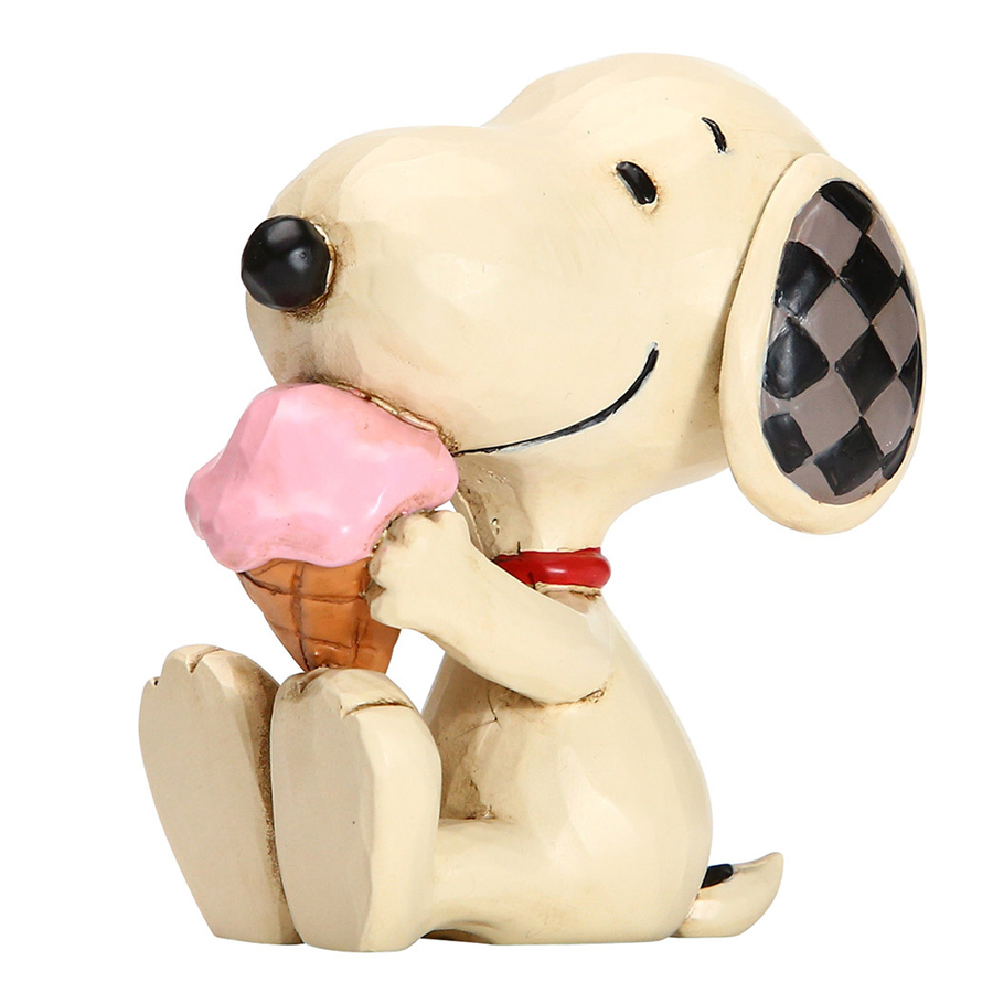 Jim-Shore-Snoopy-Ice-Cream