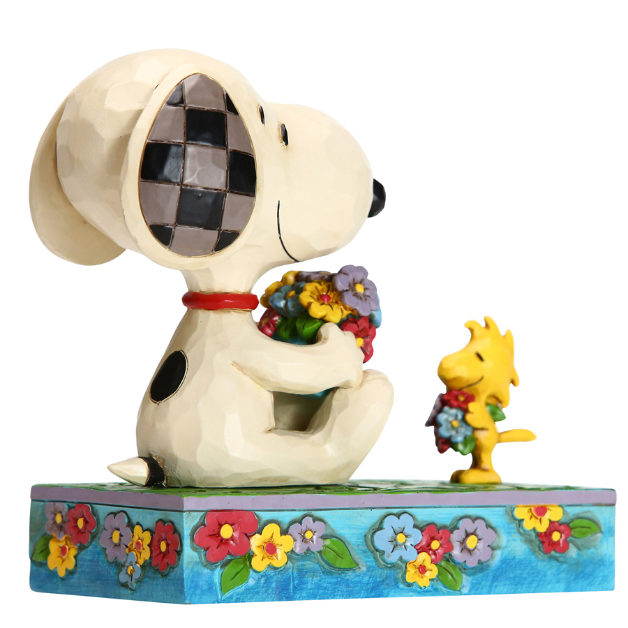 Snoopy-Woodstock-Spring-back-view