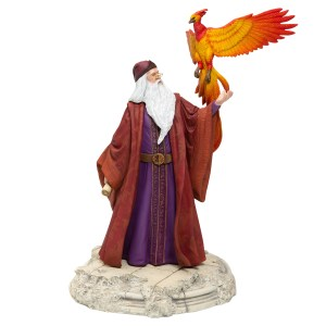 Dumbledore-Fawkes-front-view