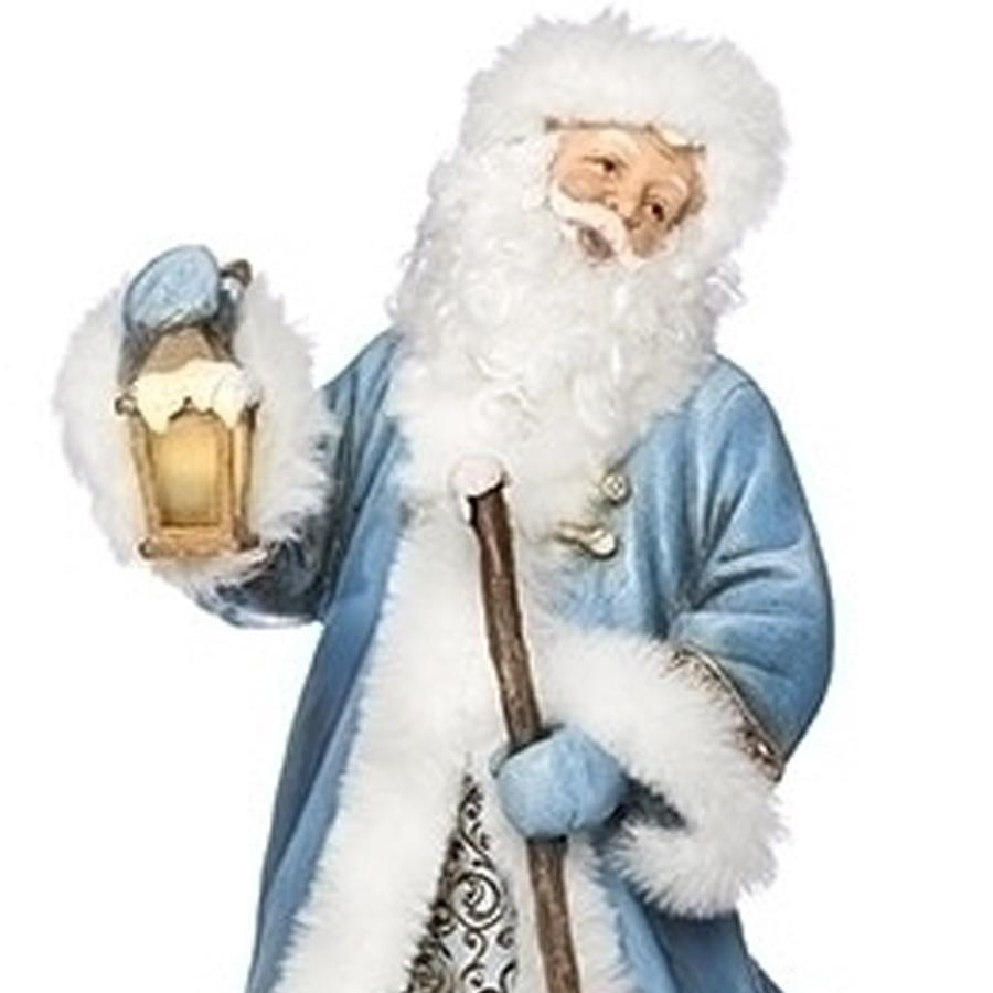 Blue-Santa-Lantern-Close-Up
