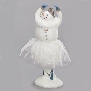 Dancing-Snowman-figurine-2