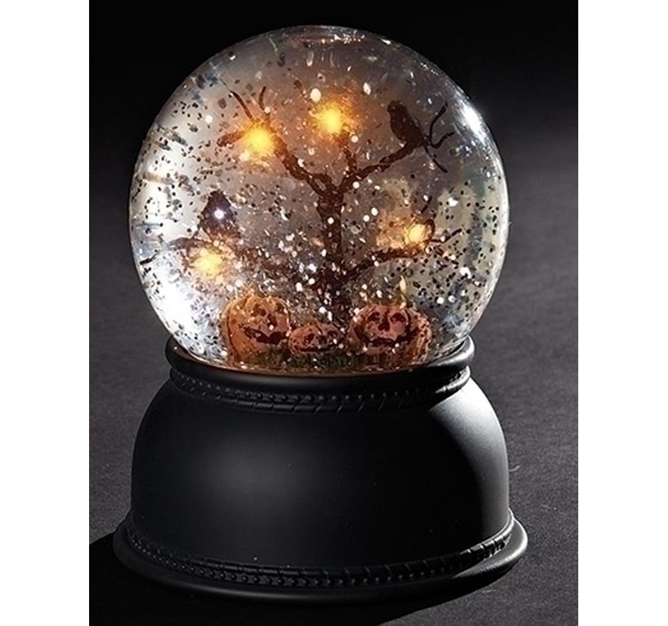 Halloween-Jack-O-Lantern-Globe