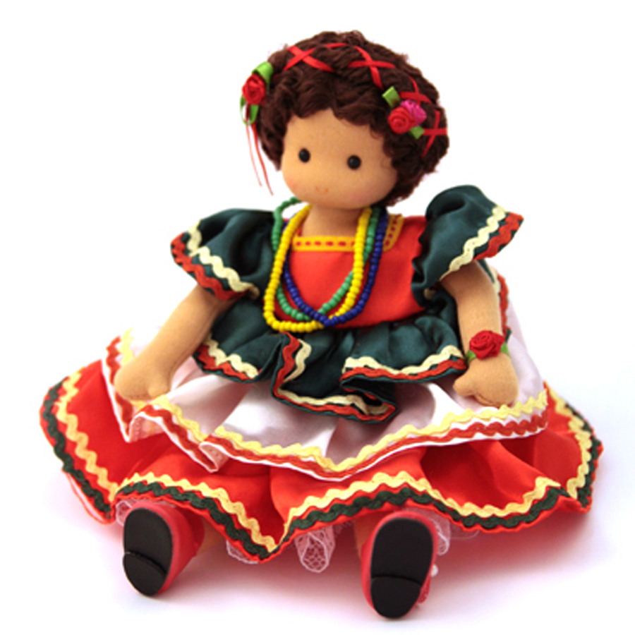 Musical-Hispanic-Doll