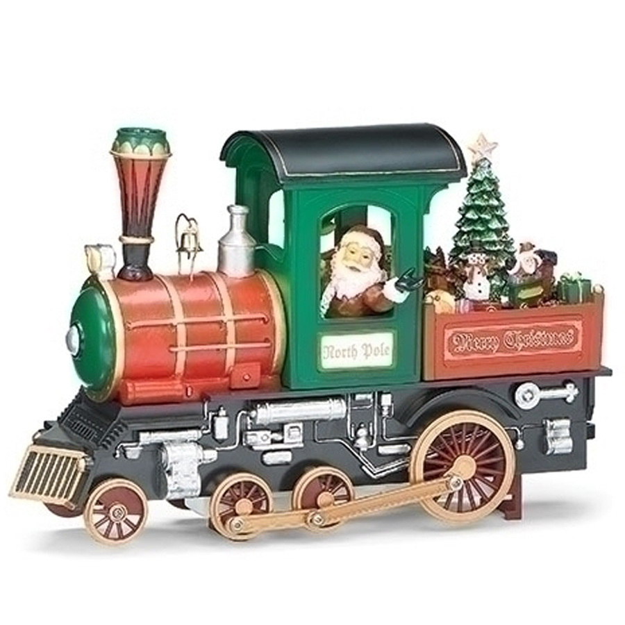 Santa-Polar-Express-Train