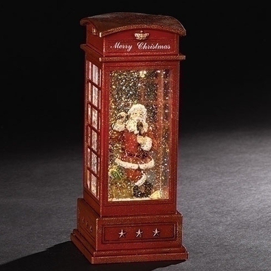 Santa-Phone-Booth