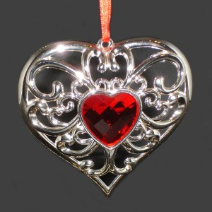 Silver-Heart-Ornament