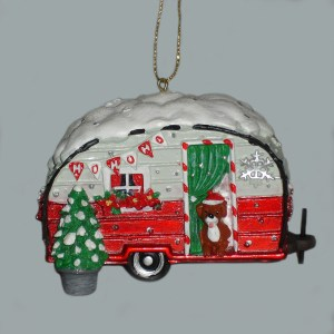 Trailer-and-Dog-Ornament
