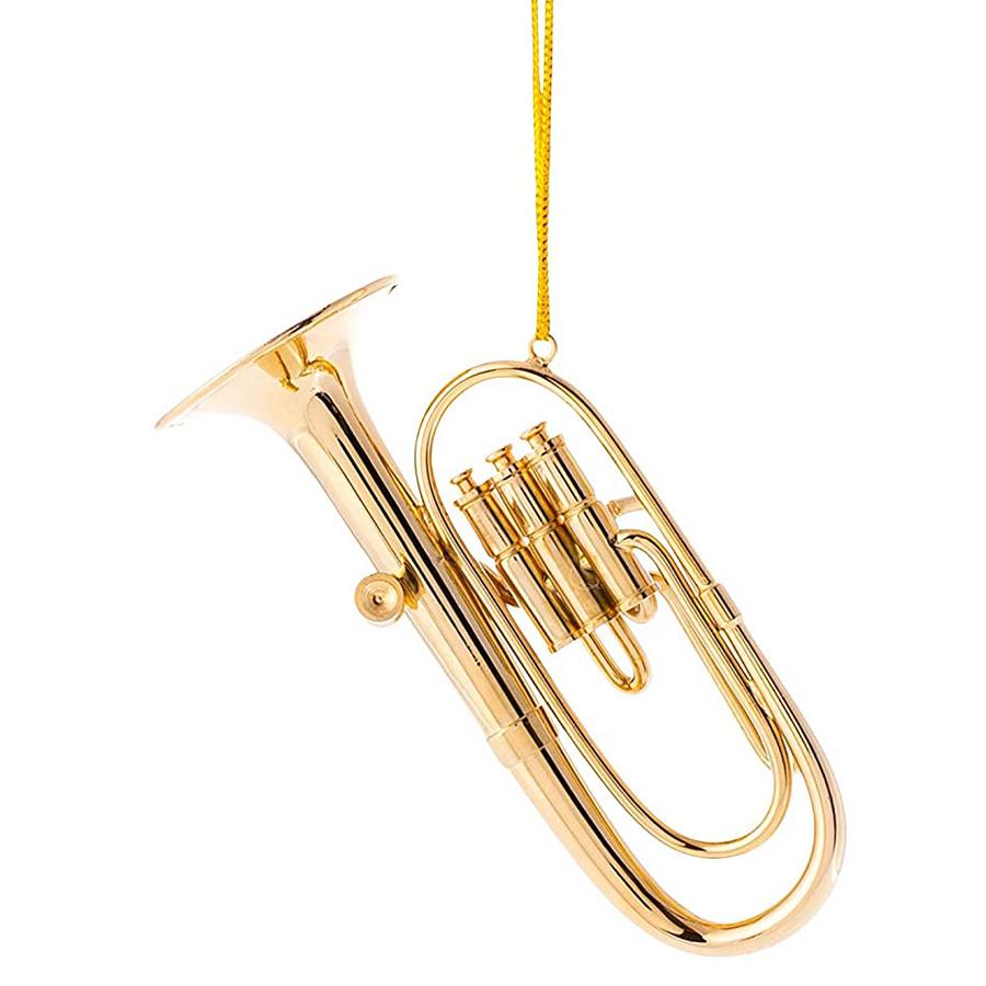 Tuba-Ornament