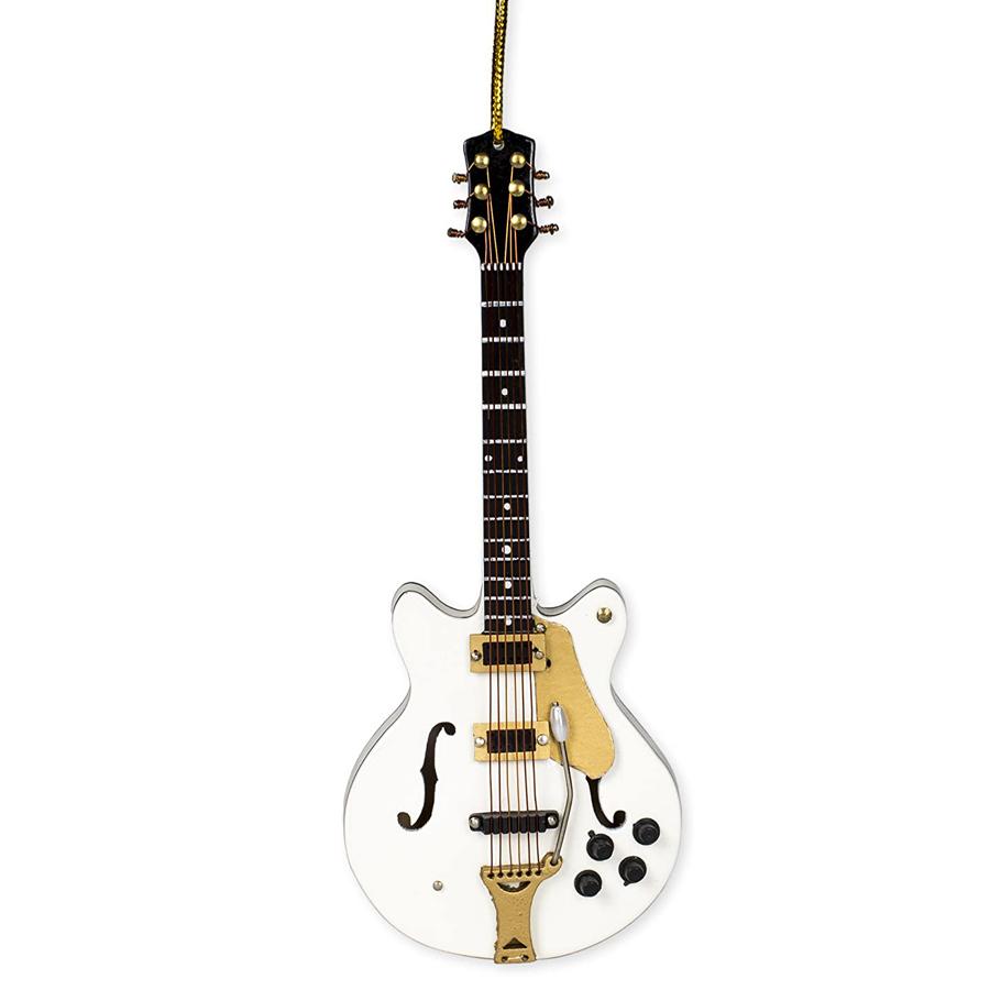 White-Falcon-Electric-Guitar-Ornament